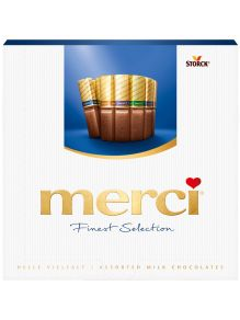 Merci Finest Selection chocolade 250gr