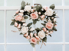 Decoreer met rozen