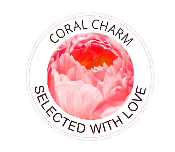 Coral Charm pioenrozen