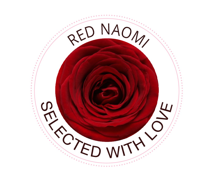 Red Naomi rozen