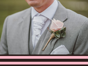 Rozen op jouw bruiloft