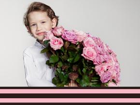 Bloemen voor je oma