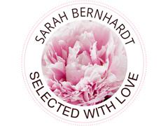 Pioenroos: Sarah Bernhardt